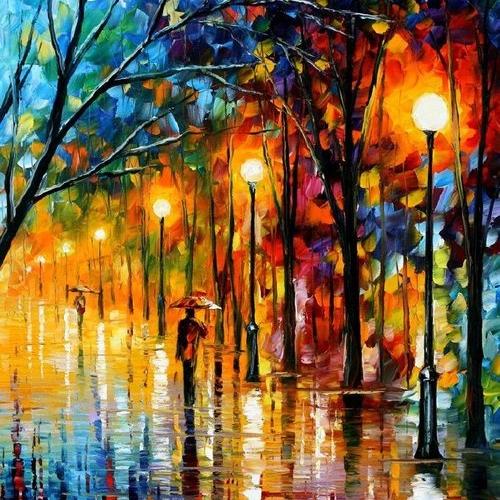 El día que decidió llover