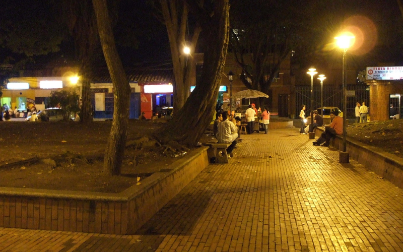 Encuentros: Parque de El Poblado